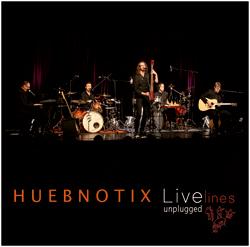 HUEBNOTIX Livelines Cover